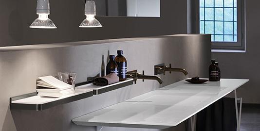 Foto voor in badkamer industri le badkamer een stoere badkamer met karakter brugman badkamer - Badkamer keramische foto ...