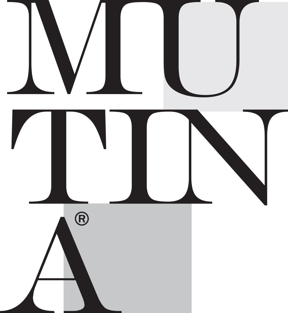 logo Mutina 2015