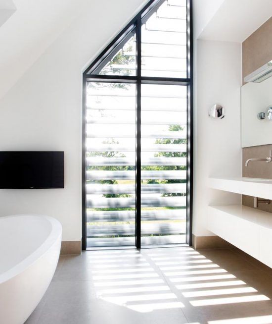 Moderne Villa met Wellness