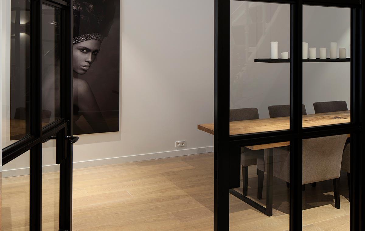 Luxe Badkamer Amsterdam : Woonhuis amsterdam sjartec badkamers wellness en tegels in leiden