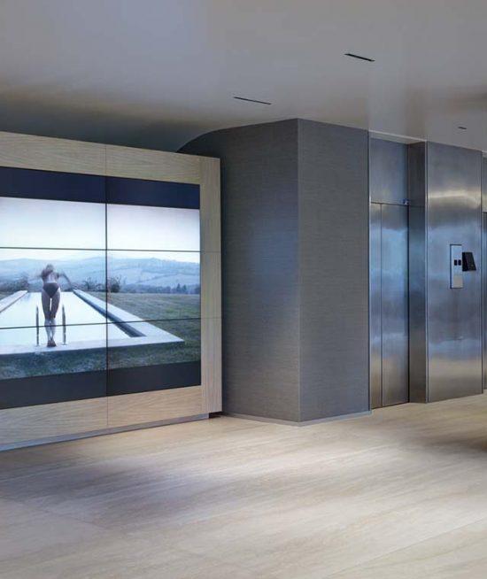 Laminam vloertegel 1x3 meter - Keramische tegel natuursteen look