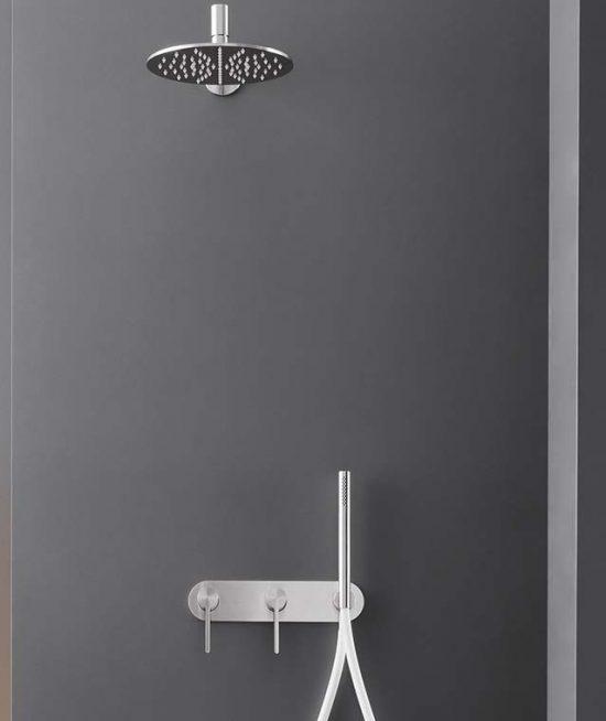 Ceadesign Innovo regendouche met douchethermostaat en handdouche
