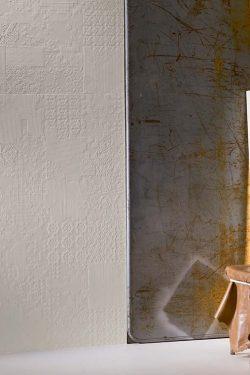 Keramische Wandtegel - Mutina Dechirer Decor