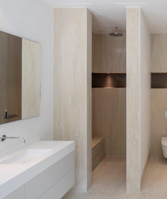 Exclusieve badkamer Amsterdam