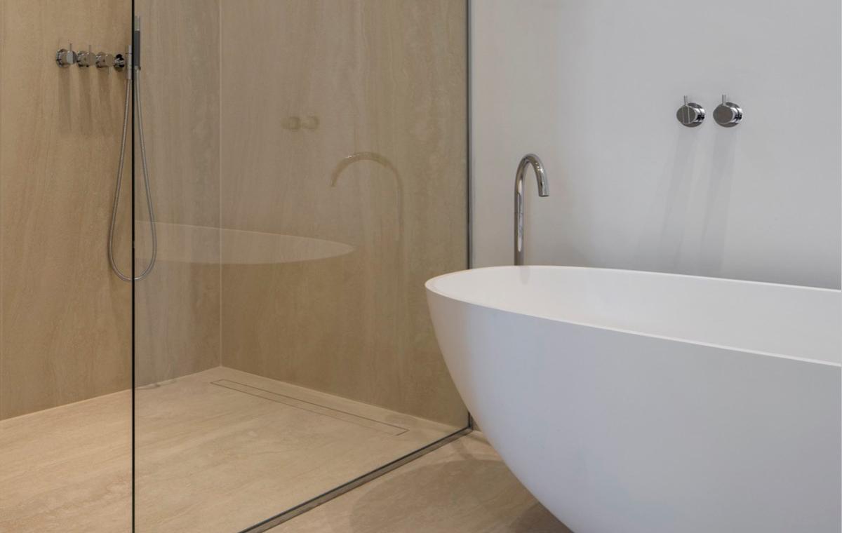 Badkamer Tegels Amsterdam : Exclusieve badkamer amsterdam sjartec badkamers wellness en