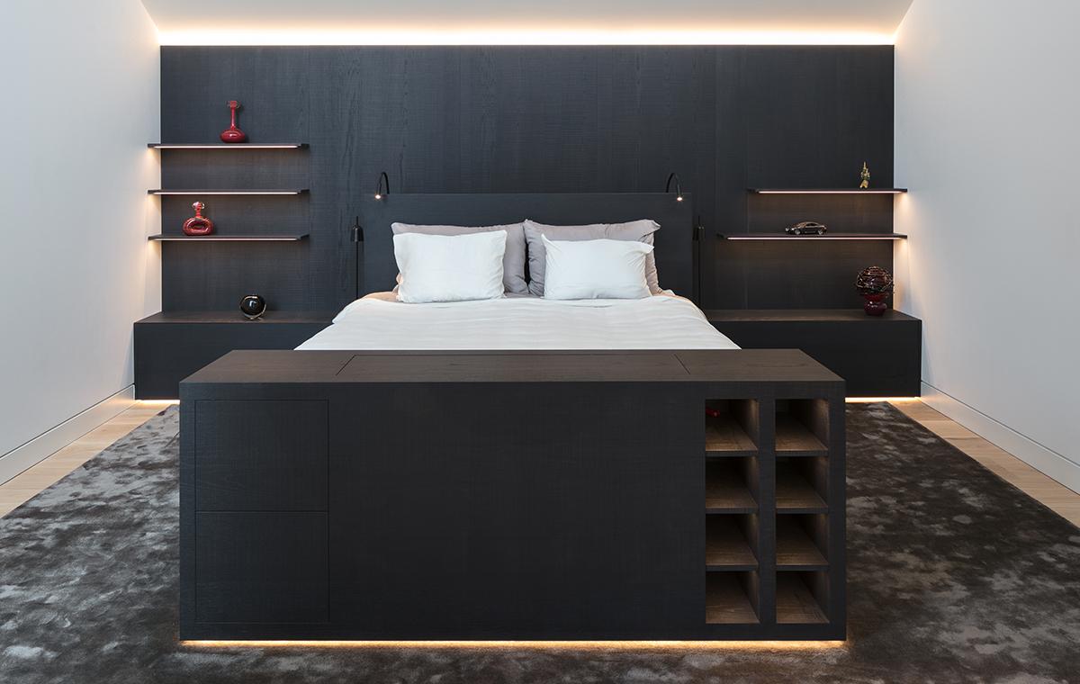 Luxe master slaapkamer