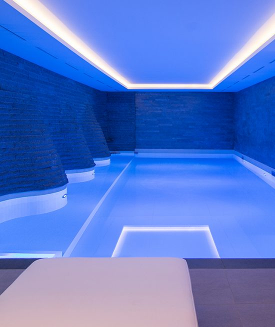 Luxe zwembad – private wellness