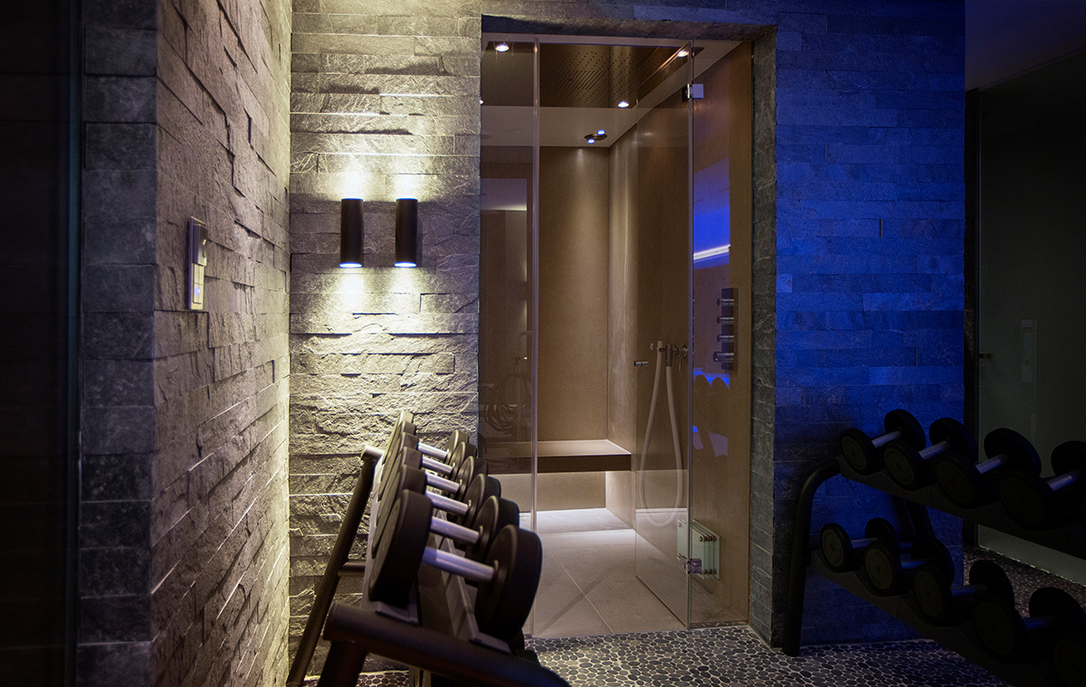 Luxury hammam