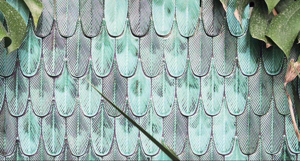 Luxe tegels van Botteganove