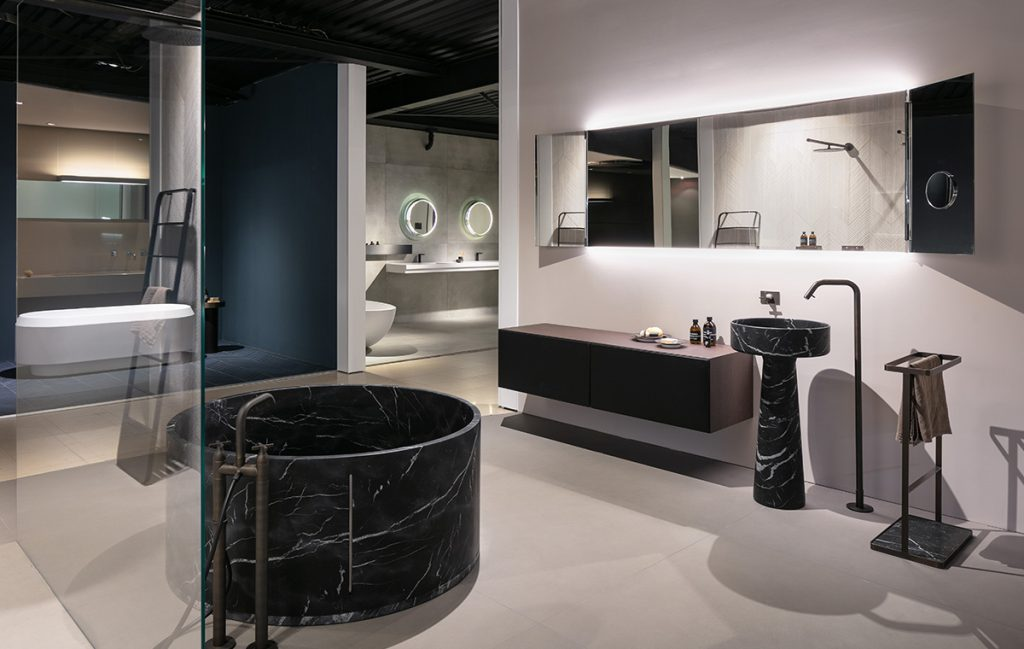 Showroom en contact