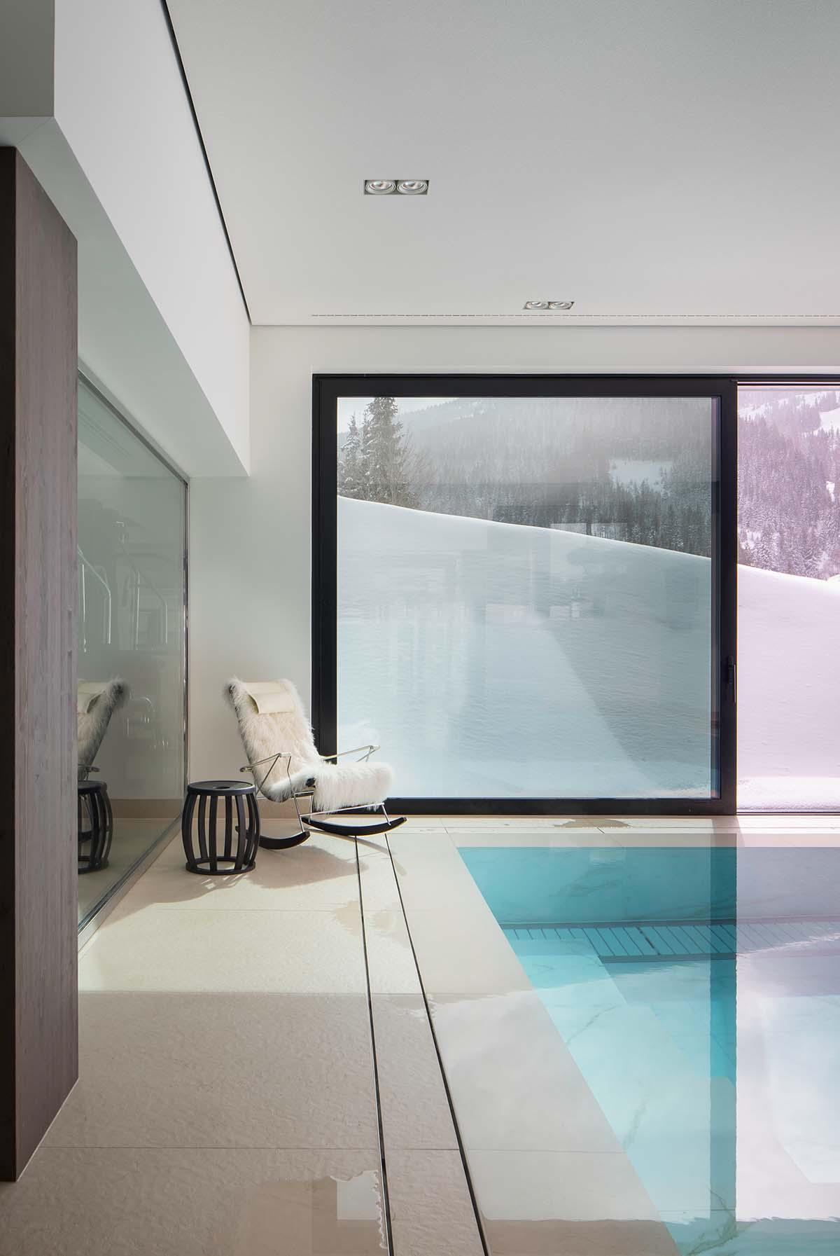 Spa in luxury villa Oostenrijk