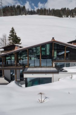 Project Luxury Ski Chalet