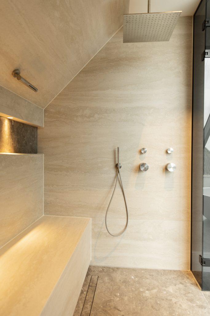 Op maat gemaakte sauna